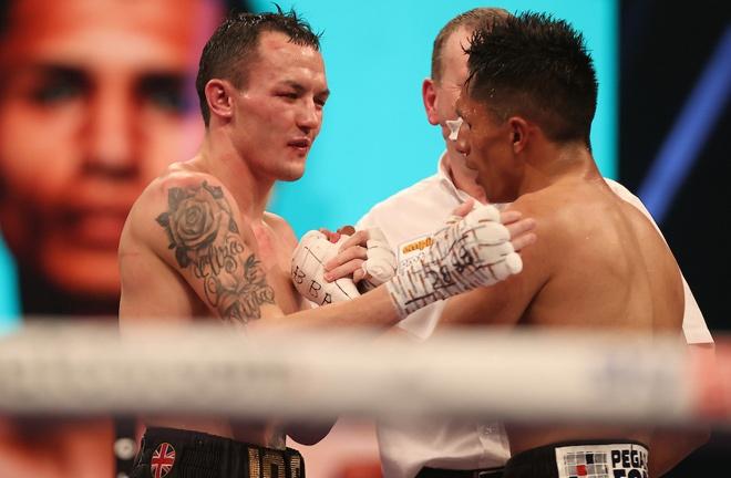 Josh Warrington looks to avenge his shock February defeat to Mauricio Lara on September 4th in Leeds Photo Credit: Mark Robinson/Matchroom Boxing