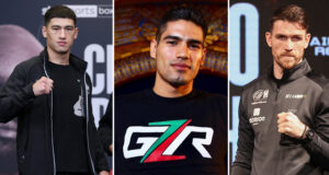 Gilberto Ramirez could be in line for some big fights against the likes of Dmitry Bivol and Callum Smith Photo Credit: Mark Robinson/Ed Mulholland/Matchroom Boxing/Mikey Williams/Top Rank