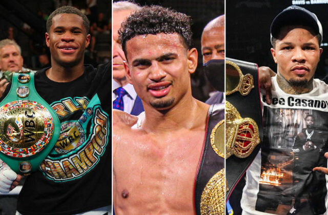 Rolando Romero says he is open to facing the likes of Gervonta Davis and Devin Haney Photo Credit: Ed Mulholland/Matchroom/Leo Wilson/Premier Boxing Champions/Sean Michael Ham/Mayweather Promotions