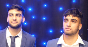 The Azim brothers Adam and Hassan have joined Shane McGuigan