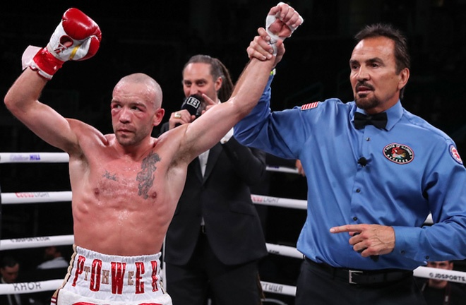Doheny is a former IBF super bantamweight world champion Ed Mulholland/Matchroom Boxing USA