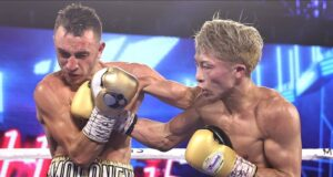 Jason Moloney looks to bounce back on Saturday following defeat to Naoya Inoue last time out Photo Credit: Mikey Williams/Top Rank