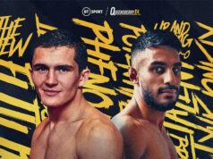 Unbeaten featherweights Louie Lynn and Amin Jahanzeb will meet on September 10 at the Copper Box Arena
