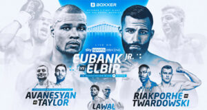 Chris Eubank Jr will headline the first BOXXER show on Sky Sports on October 2