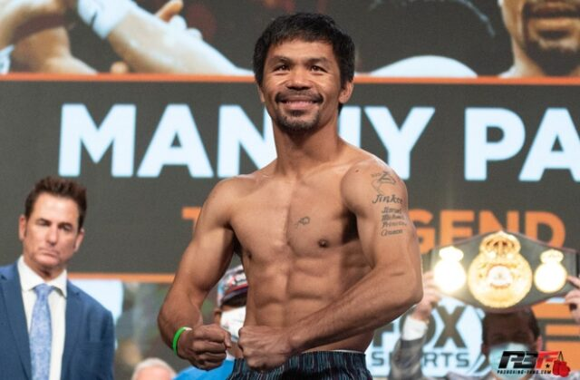 Manny Pacquiao has confirmed that his professional boxing career has come to a close Photo Credit: Pro Boxing Fans