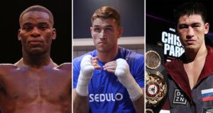 Callum Smith is on course for future fights with Joshua Buatsi and Dmitry Bivol Photo Credit: Mark Robinson/Matchroom Boxing