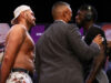Tyson Fury and Deontay Wilder meet for the third time in Las Vegas this Saturday night Photo Credit: Mikey Williams/Top Rank via Getty Images