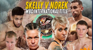 Pat Barrett's Black Flash Promotions returns to Liverpool to host Destruction In The Dome - a night of grassroots boxing. Carly Skelly fights for the vacant WBC International Super Batam Title against Dorota Norek