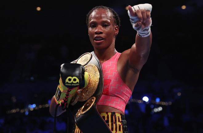 Mitchell became the WBA bantamweight world champion Photo Credit: Mark Robinson/Matchroom Boxing