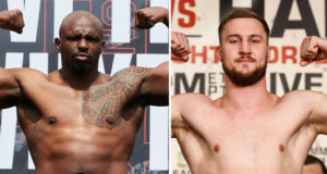 There are widespread reports that Dillian Whyte has withdrawn from his clash with Otto Wallin on October 30 with a shoulder injury Photo Credit: Mark Robinson/Matchroom Boxing/Stephanie Trapp/Showtime